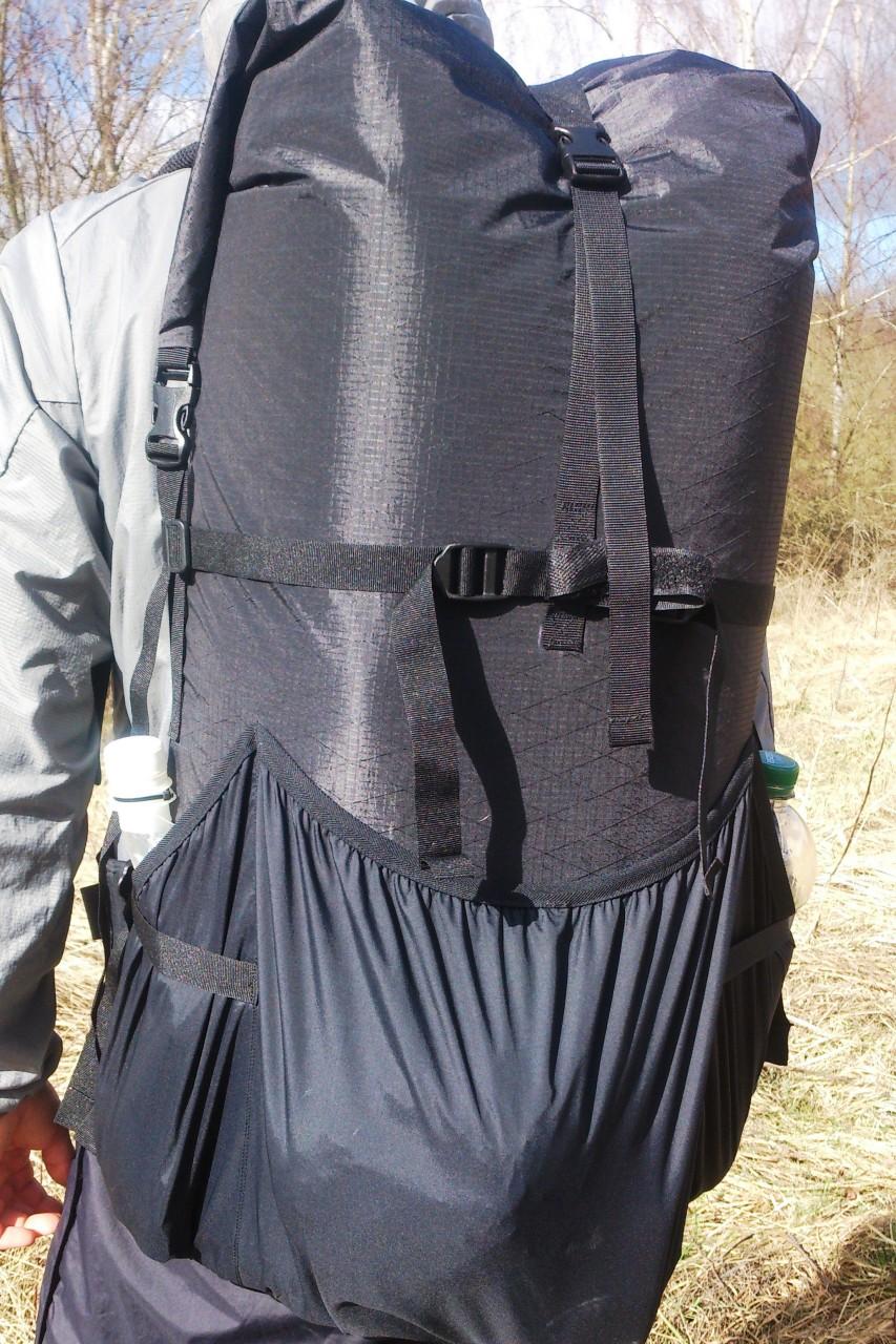 Heartbeat 50L backpack