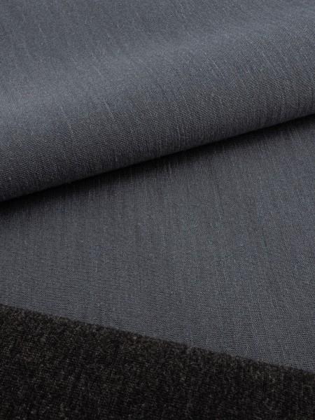 Gewebeart Jersey, Laminat Tech-Sweat mit PES/Wolle, 3-lagig, 320g/qm, Pontetorto