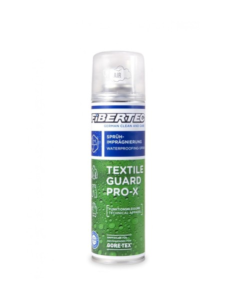 Fibertec Textile Guard Pro-X, spray-on impregnation, 200ml