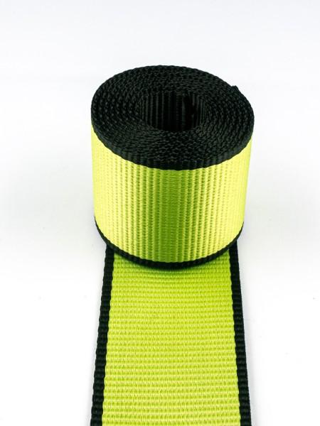 Gurtband (Polyamid), stark, zweifarbig, 46mm, SONDERPREIS