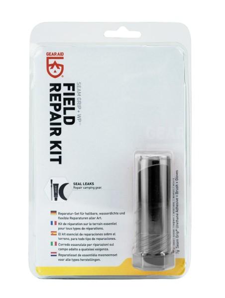 Gear Aid Seam Grip + WP Field Repair Kit - 7g Seam Grip & 2 Flicken