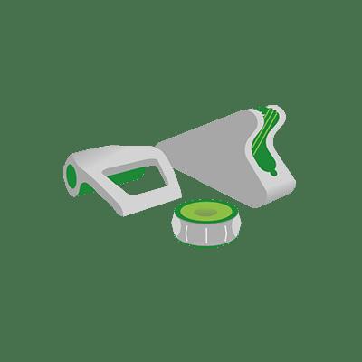 Kordelzubehör