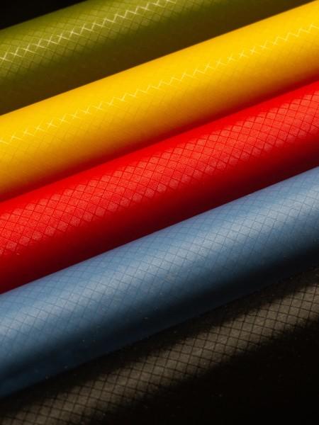 Gewebeart Ripstop Cordura® Diamond-Ripstop-Nylon 6.6, silikonbesch., 30den, 50g/qm