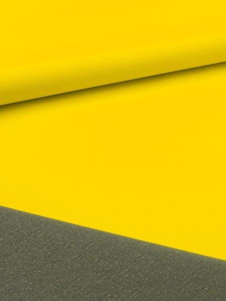 Gewebeart Laminat, Taft 3-Lagen-Laminat, GTX, extra atmungsaktiv, soft, elastisch, PTFE-Membran, 130g/qm REST kanariengelb