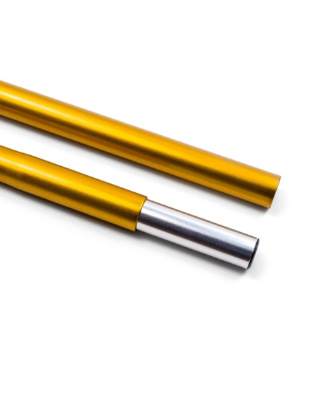 DAC NSL tent pole segment endpiece w. insert, 9mm