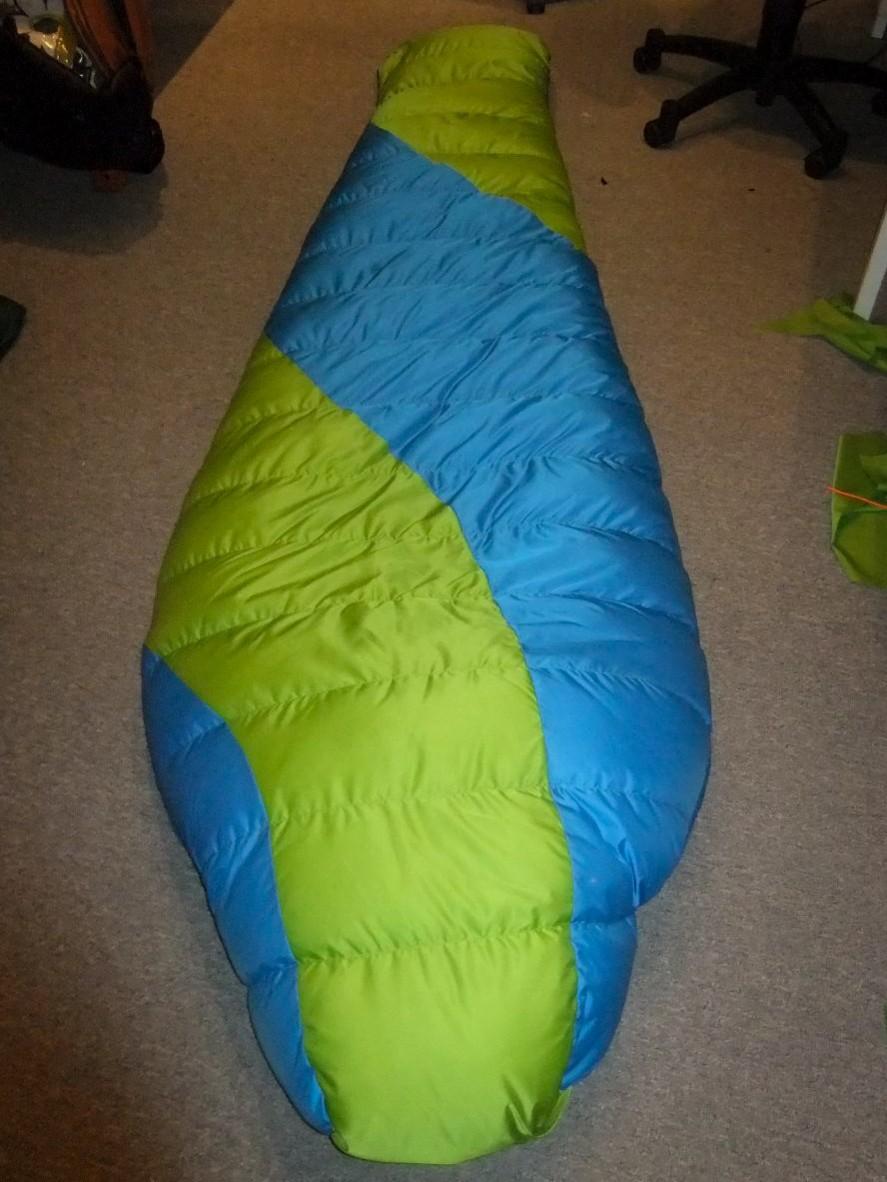 Workshop-sleeping bag