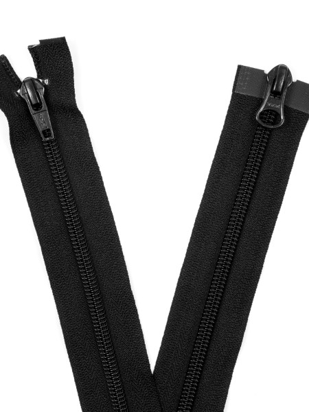 YKK 5C Zipper, coil, seperating, 2way, autom., one side 250cm