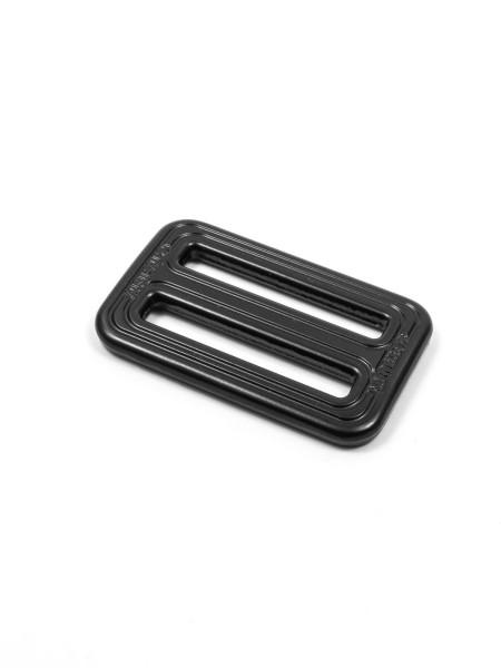 3-Steg-Flachschnalle, Aluminium, AUSTRIALPIN, 33mm