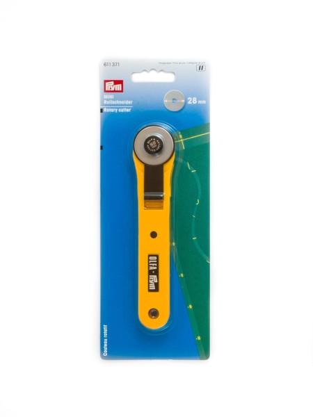 Rollschneider Mini, 28mm, Prym/Olfa 611371