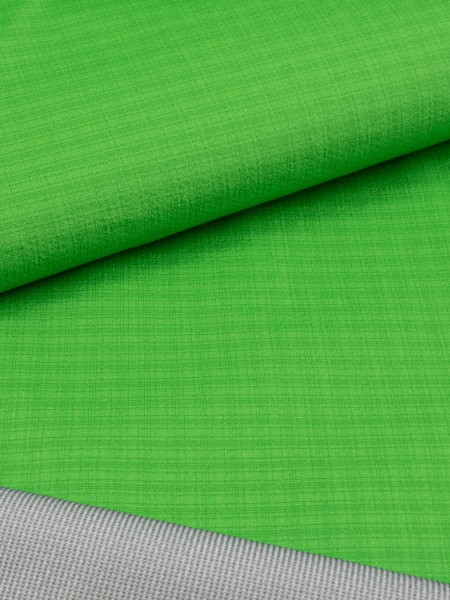 3-layer-laminate, pattern-ripstop, ultralight, highly breathable, 90g/sqm