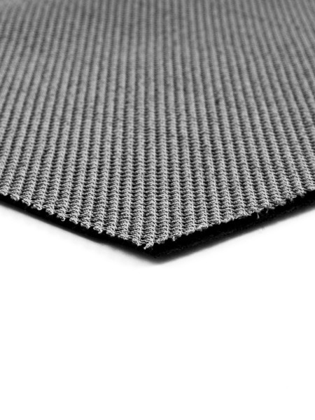 3D Mesh, 3mm, inelastic, 390g/sqm, small piece, grey