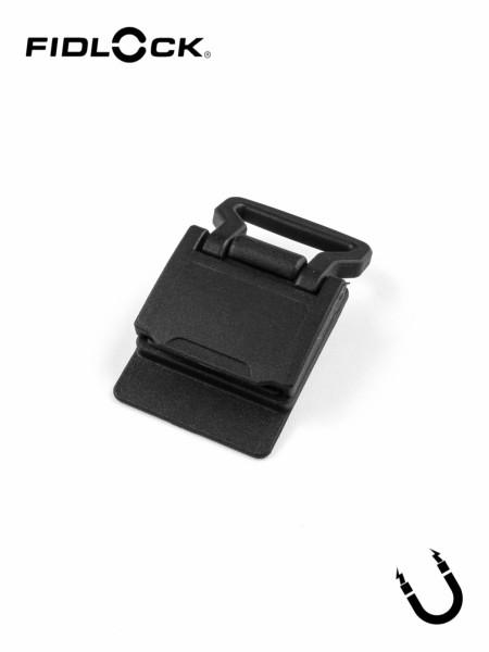 HOOK 20 FLAT SEWABLE | magnetische Klappschnalle, flach, aufnähbar, 20mm
