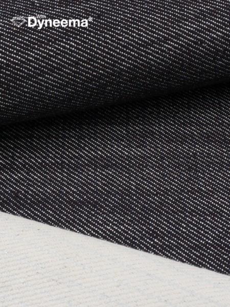 Gewebeart Köper Dyneema®-Denim, 88% Cotton, 12% Dyneema®, 430g/qm SONDERPREIS