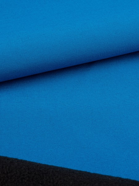 Gewebeart Laminat Softshell mit Polyesterfleece, 275g/qm