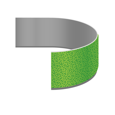 Velours Velcro Loop Tape, 20mm Width