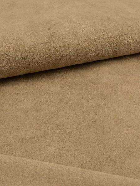 Alcantara, Velours-Kunstleder, 0,8mm, 220g/qm, beige