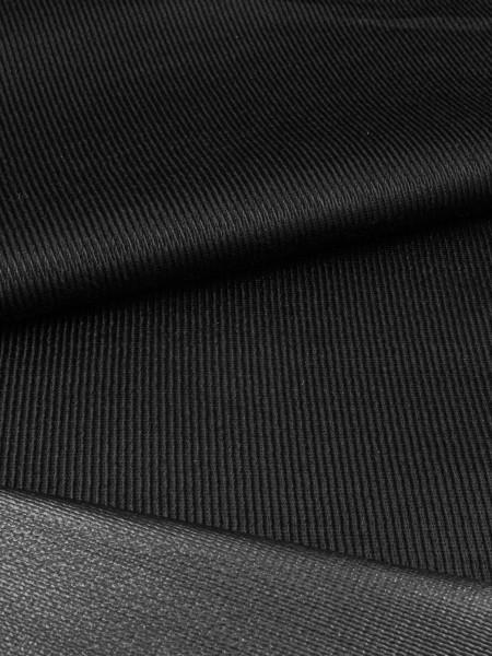 Gewebeart Laminat Futter-Laminat, Z-Liner, elastisch, wasserdicht, atmungsaktiv, antistatisch, schwarz, 100g/qm