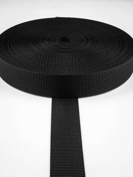 Gurtband (Polyamid) 25mm, stark
