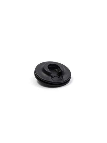 SNAP FEMALE SCREW LOW | Größe S | Magnetverschluss für 0,5-1,5mm Materialdicke
