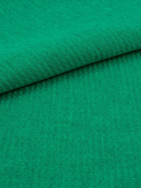 Stretch-Fleece, wicking, Grid-inside, 100% recycled Polyester