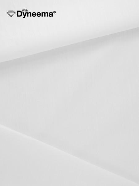 Gewebeart Folie, Laminat Dyneema Composite Fabric, atmungsaktiv m. ePTFE-Membran, 40g/qm REST weiß 0,6m