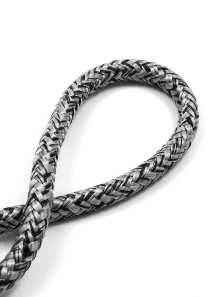 Dyneema/Polyester-cord, 5mm, two-coloured