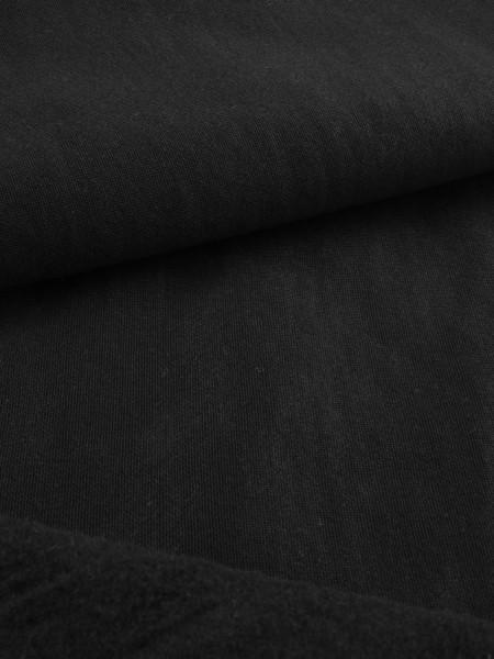 Gewebeart Fleece Stretch-Fleece mit Merino, außen glatt, 300g/qm, 2.Wahl
