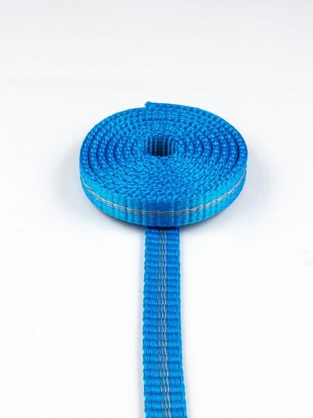 Gurtband mit Dyneema® und Kennstreifen, 12mm, SONDERPREIS