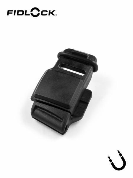 SNAP BUCKLE PIPING | magn. Schnalle, für Brustgurt, 15mm