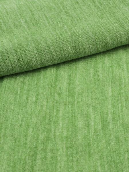 Gewebeart Jersey Merino/Polyester-Jersey, 50/50, thermocool, meliert, ultraleicht, 106g/qm