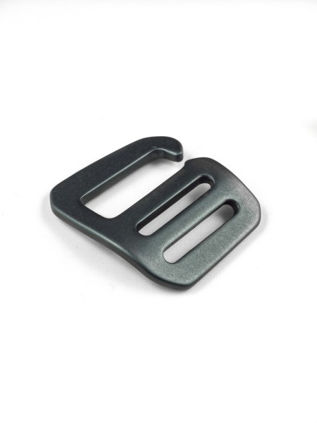 G-Buckle Gurthaken, Aluminium, Leftie, 25mm