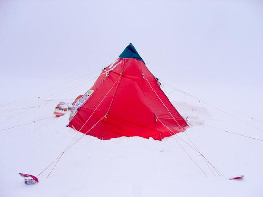 Snow lavu