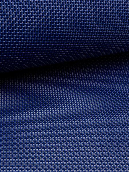 Gewebeart Netz PVC-Netz Batyline ISO 62, 500g/qm REST blau 0,6m