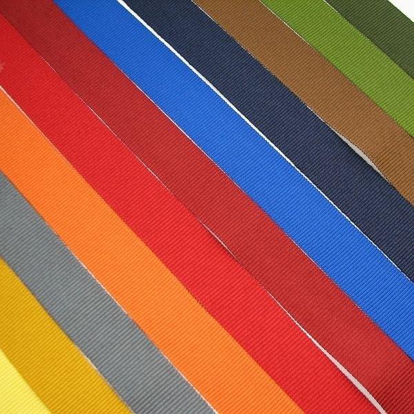 Grossgrain ribbon, Polyester, 20mm