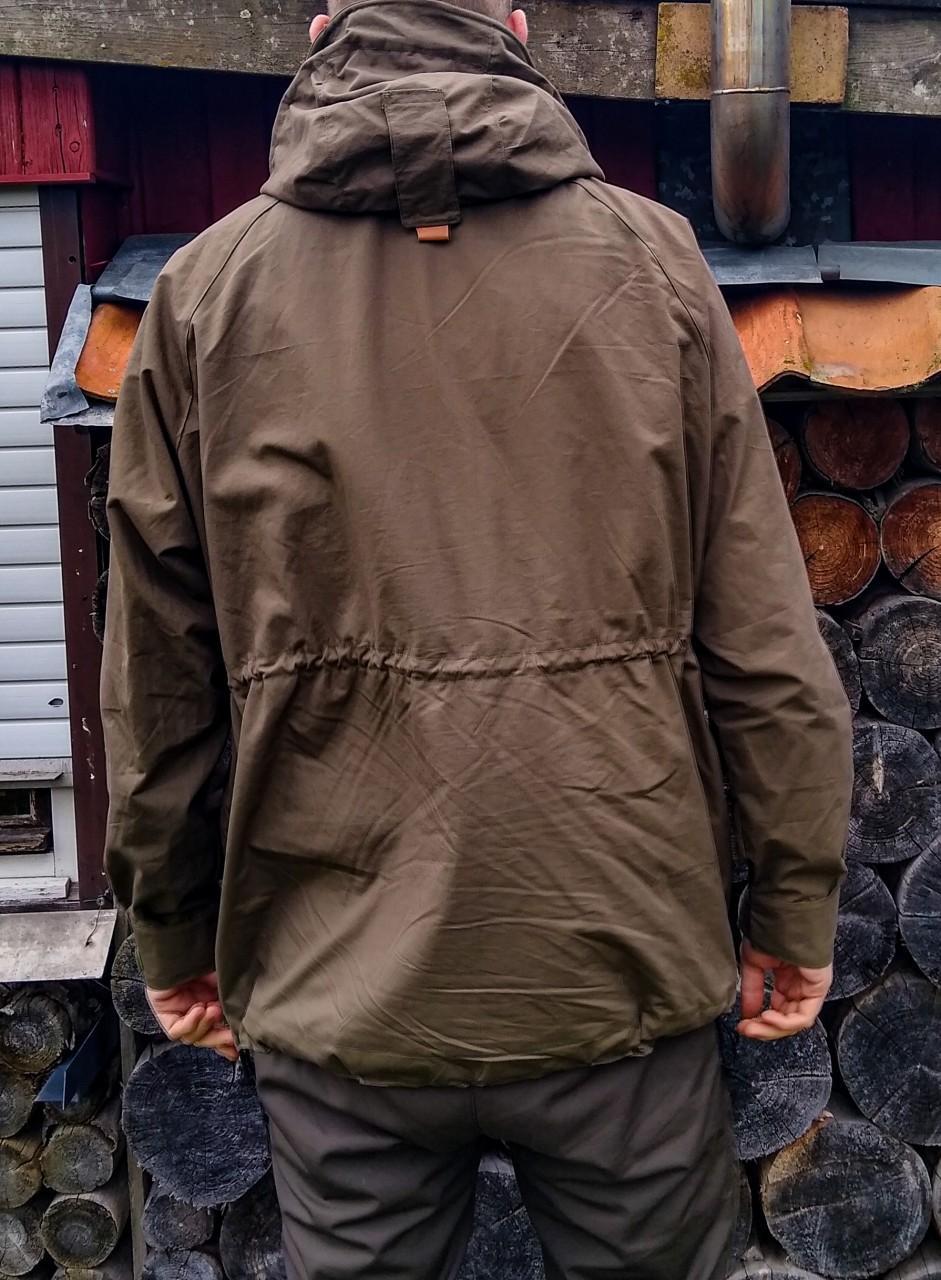 EtaProof Jacke aus