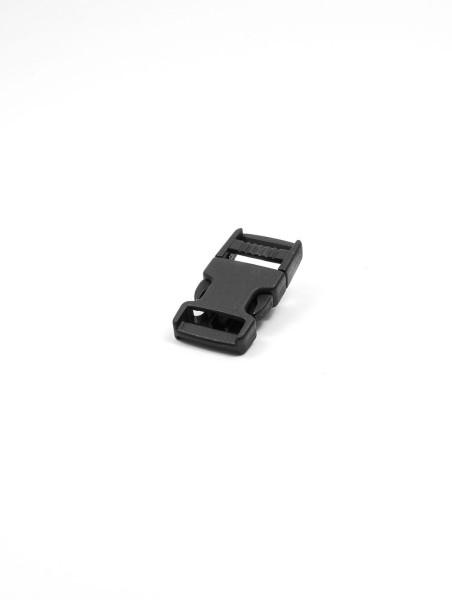 Blitzverschluss zum einseitigen Fädeln, 15mm, Duraflex