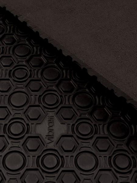 Vibram rubber sheet supernewflex 8868, 4mm, chocolate brown