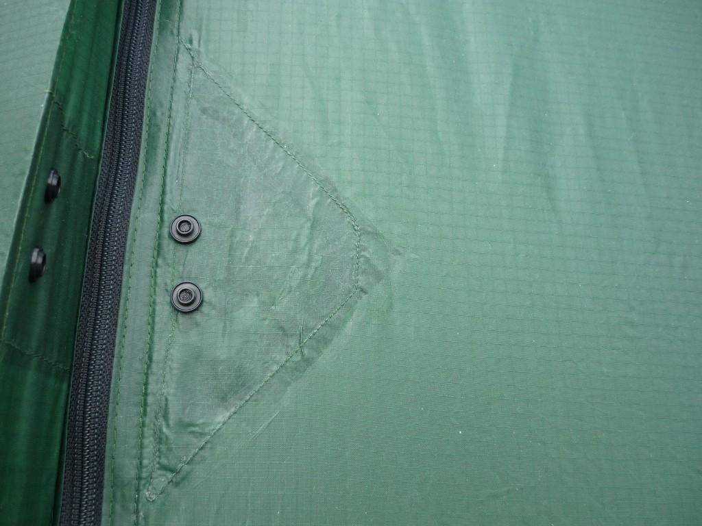 Silnylon Tarp Tent
