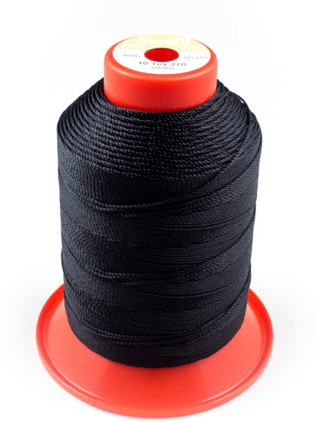 Serafil 10, Polyester continuous filament yarn, 300m