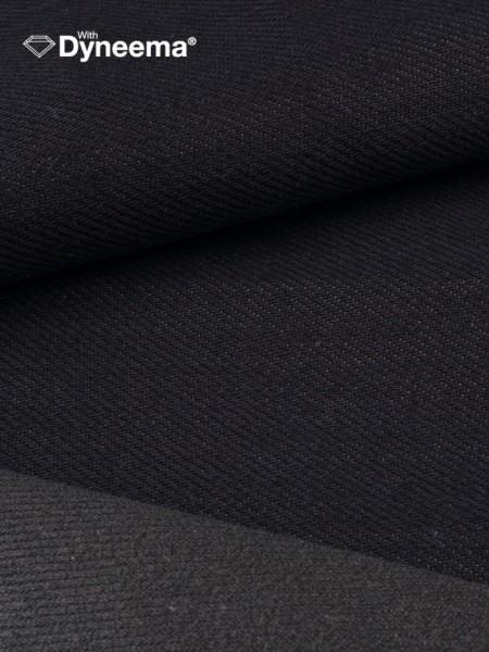Gewebeart Köper Dyneema®-Denim, 62% Black Dyneema®, 38% Cotton, 430g/qm SONDERPREIS