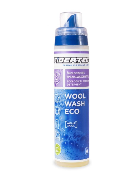 Fibertec Wool Wash Eco, detergent for wool, 250ml
