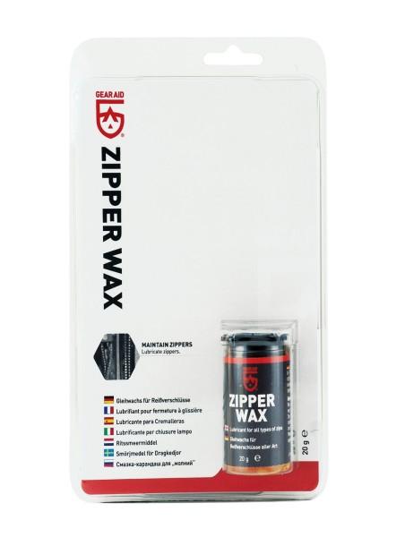 Gear Aid Zipper Wax Wachsstift für Reißverschlüsse, 20g