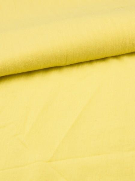Gewebeart Jersey Merino-Jersey, 100% Merino, 130g/qm REST pastelgelb 0,15m