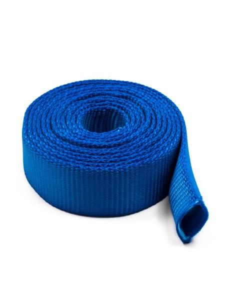 Schlauchband, Polyester, einfarbig, 25mm