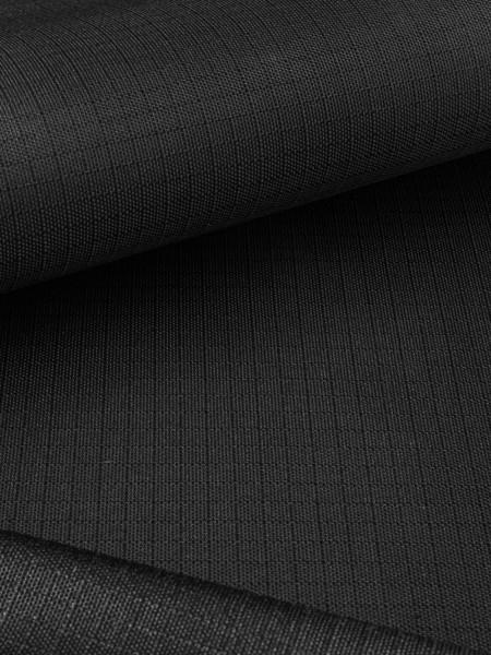 Gewebeart Ripstop Ripstop-Nylon, texturiert, beschichtet, Taschenstoff, 220g/qm