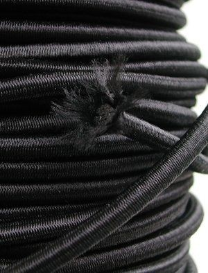 Elastische Kordel, 5mm, rund