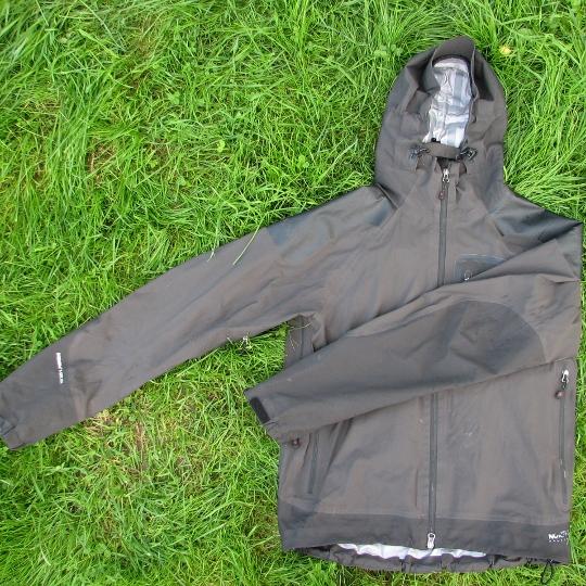 Elastische ultraleicht  3-Lagen-Jacke