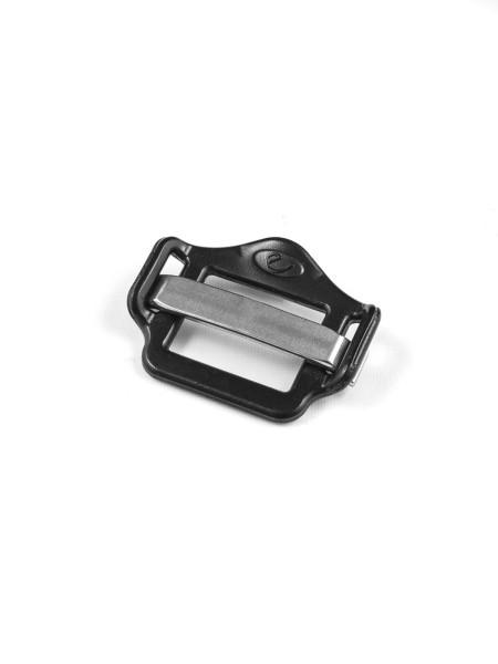 Dreisteg mit beweglichem Steg, Stahl und Edelstahl, 20mm, SONDEPREIS