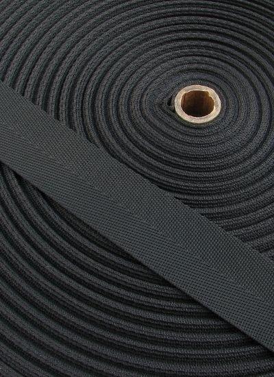 Twill webbing for edgebinding, nylon, durable, 19mm