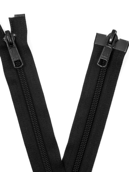 YKK 5C Zipper, coil, seperating, 2way, autom., both sides 200cm